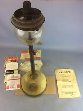 Vintage Tilley Paraffin Oil Table Lamp TL Ship Worldwide