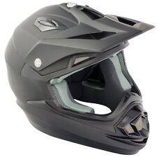 GSB XP-14B Plain Motocross Helmet MX Off Road Lid Adventure Quad Bike ACU Gold