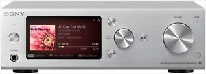 SONY HAP-S1/S Silver Hard Disk Audio Player System 500GB HAP-S Hi-res Wi-Fi USED