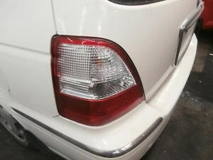 HONDA ODYSSEY LEFT TAILLIGHT RA, CLEAR FLASHER LAMP TYPE, 02/02-05/04 02 03 04