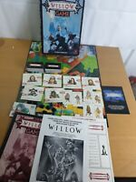 Vintage 1988 The Willow Board Game Greg Costikyan Tor Books Adventure