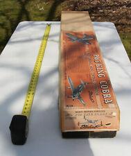 "RC Balsa Kit - Sterling P-62 King Cobra Kit - Wing 70"""