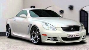 LEXUS SC430 FULL BODY KIT