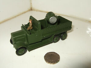 Most Rare Vintage Dinky toys 161A ,Mobile Searchlight Truck with Driver,un-boxed