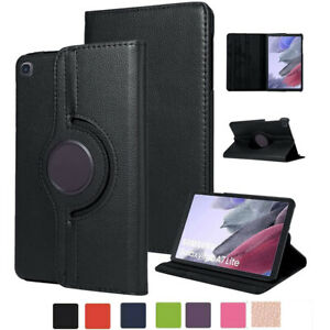 """For Samsung Galaxy Tab A7 8.7"""" Lite T220/T225 2021 Leather Flip Smart Case Cover"""