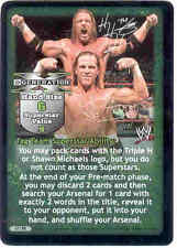 Raw Deal DX Face Promo Card 57/PR D-Generation