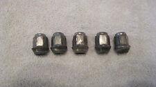 01-09 PT CRUISER CHROME LUG NUTS-SET OF 5 --- OEM