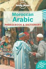 Lonely Planet Moroccan Arabic Phrasebook *IN STOCK IN MELBOURNE - NEW*