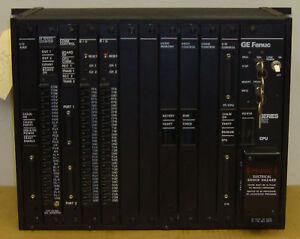#SLS1F51 GE Fanuc Series Six Programmable Control 6607LR