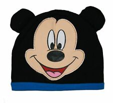 Disney Mickey Minnie Mouse Toddler's Beanie Infant Hat with Ears NWT