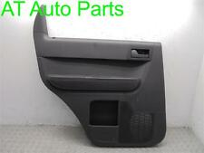 2008 FORD ESCAPE DRIVER REAR DOOR PANEL