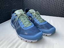 On Cloudflow Mens Running Shoes, UK 10 USED