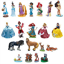 NEW! 2016 Disney Store Princess Mega Figure Play Set 20 Figures Pc. Collection