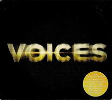 VOICES  Self Titled    ( 40 Great Tracks ) Various Artists   Mint