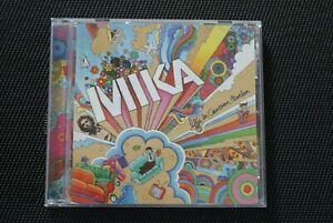 MIKA Life in Cartoon Motion Import U.S.A. Records  CD  neuwertig