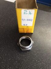 Bsa Ariel Three Genuine Nos Steering Head Lock Nut 97-3869