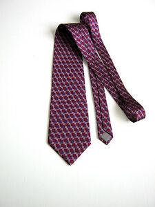 ENRICO DI FRANCO New 100% Silk Vintage Made IN Italy Original