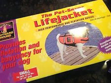 OUTWARD HOUND The Pet-Savor Lifejacket Size Small Dog Puppy Safety    NWT
