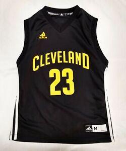 NBA Cleveland Cavilers LeBron James 23 Adidas Boy/girl  Medium Sleeveless Jersey