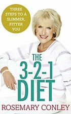 Rosemary Conley's 3-2-1 Diet: Just 3 steps to a slimmer, fitter you,Rosemary Co