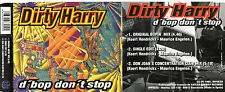 "DIRTY HARRY ""D'BOP DON'T STOP"" CD MAXI BIT MUSIC / EURODANCE MAQUINA"