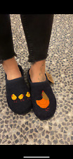 Haflinger pantofola donna pura lana vergine 313073 flair gallina