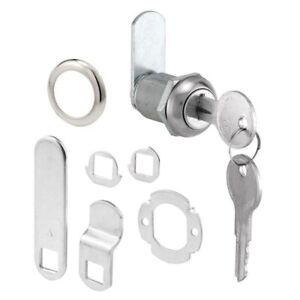 Prime-Line Products Defender U 9943 (Keyed Different) Cabinet Lock – Secure