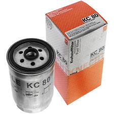 Original MAHLE Kraftstofffilter KC 80 Fuel Filter