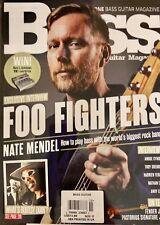 BASS GUITAR MAGAZINE, ISSUE 149 NOVEMBER 2017**