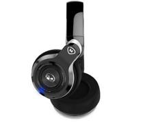 Monster Elements Over-Ear Bluetooth Headphones- Black Platinum OVER EAR