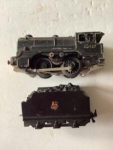 Trix Twin 48427 Loco and Tender (Loco a/f)