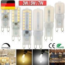 10x G9 LED Birne 3/5/7W Warmweiß SMD 2835 Energiesparlampen AC 220V - 240V DE
