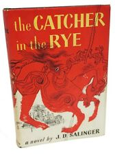 The Catcher in the Rye ~ J.D. Salinger ~ First Issue Book Club Edition ~ 1951 ~