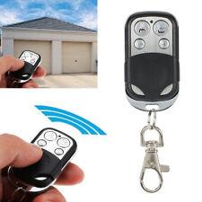 433MHz Mini Copy Code 4 Channel Universal Remote Control Garage Door Gate Opener