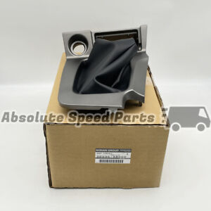 NEW NISSAN OEM Leather Shift Boot Console for R34 Skyline 25GTT GT-T 96935-AB000