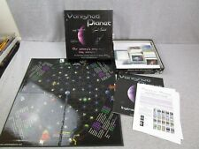 Vanished Planet Board Game 2003 Cooperative Strategy Space Galaxy Game