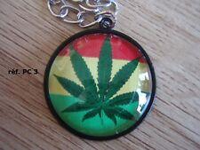 Porte-clés Cannabis / Fait maison