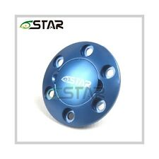 6Star Aluminum Fuel Dot for Gasoline Refueling - Blue           US Vendor