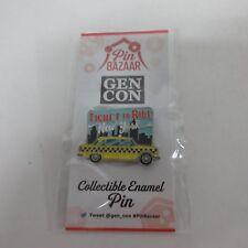 GenCon 2018 Pin Bazaar Collectible Enamel Pin Days of Wonder GC2018-35