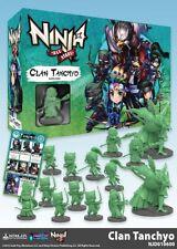Ninja All-Stars Clan Tanchyo  Expansion CMNT english version