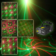 SUNY Mini Laser Light RG Gobo Projector DJ Party Xmas Holiday Event Dance P314