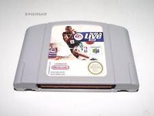 NBA Live 99 Nintendo 64 N64 PAL