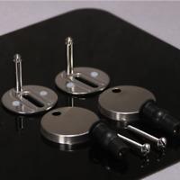 Universel 50mm Siège de Toilette Charnière Fixation Abattant WC Remplacement