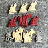 LOT10 DND Dungeons & Dragon D&D Marvelous Miniatures toy Figure game gifts