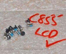 "TOSHIBA Satellite C855 C855D 15.6"" Laptop LCD Screws"