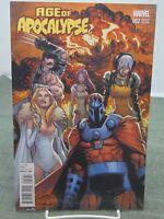 Age of Apocalypse #2 002 Variant Cover Secret Wars Marvel Comics  vf/nm CB1458
