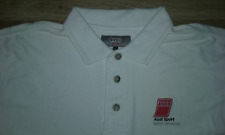 AUDI SPORT NORTH AMERICA EMBROIDERED POLO SHIRT SIZE L IN GREAT CONDITION .!!