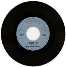 """BILLY 'THE KID' EMERSON  """"THE WHIP Part 2""""   R&B"""