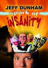 Jeff Dunham - Spark of Insanity Funny Comedy Comedian DVD, 2007