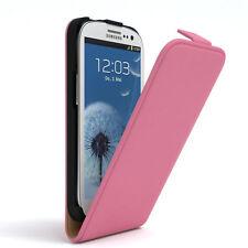 Custodia per Samsung Galaxy s3/NEO FLIP CUSTODIA GUSCIO PROTETTIVO PER CELLULARE COVER ROSA